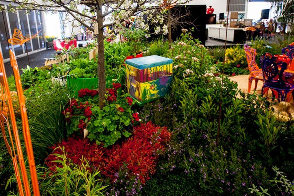 Flower Garden Adelaide Garden Ftempo