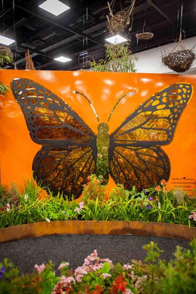 royal adelaide show habitat garden detail