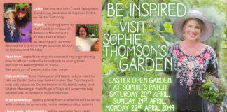 open garden flyer
