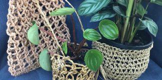 string baskets