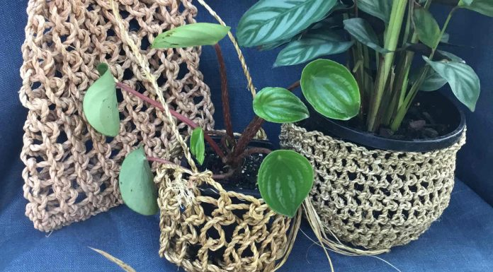string baskets